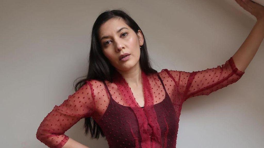 Hannah Al Rashid Sulit Rayakan Lebaran di Tengah Serangan Israel ke Palestina