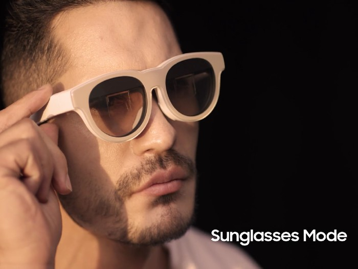 Kacamata AR Samsung