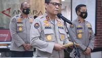 Polri: Densus 88 Tangkap 12 Terduga Teroris di Jawa Timur