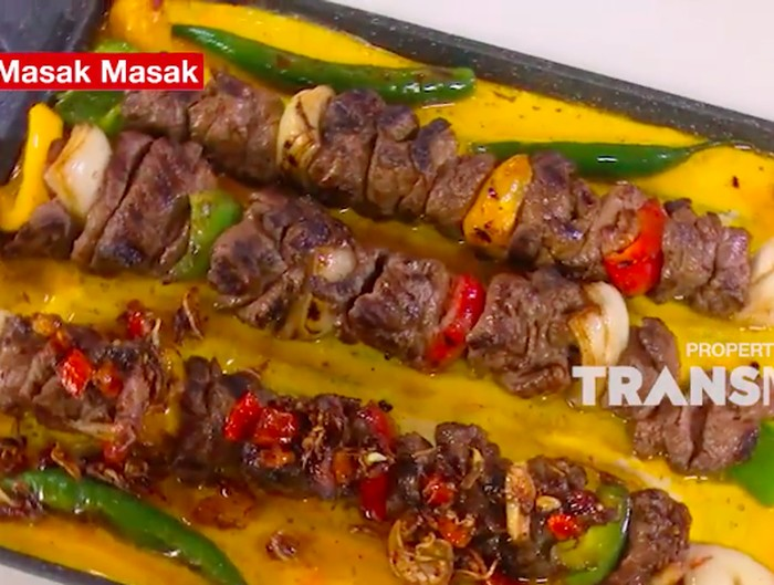 Kebab Platter Istimewa