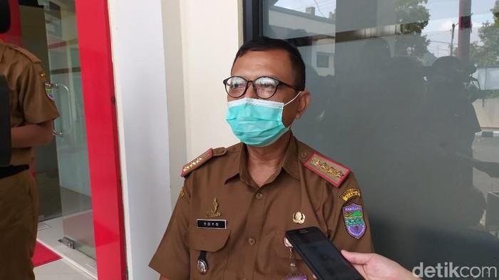 Kepala Dinas Kesehatan Kabupaten Ciamis Yoyo
