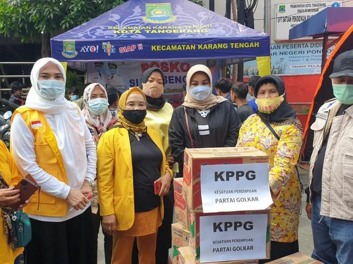 Ketua Umum PP KPPG, Airin Rachmi Diany