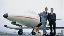 Akhir Perjalanan Learjet, Jet Pribadi Mewah Artis Hollywood