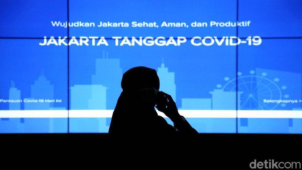 Melihat Lebih Dekat Posko Tanggap COVID-19 di Jakarta