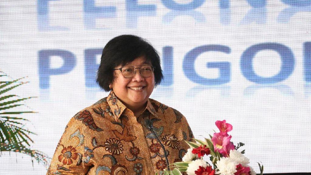 Menteri LHK Bicara Pengolahan Sampah untuk Gerakkan Perekonomian