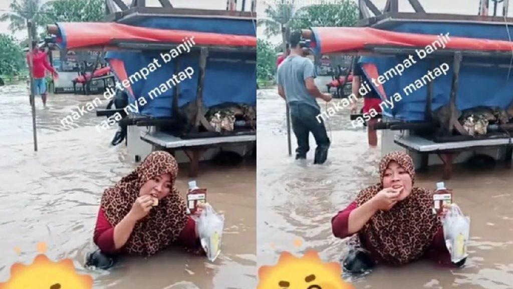 Jam Makan Diet hingga Momen Makan Santuy Saat Kebanjiran