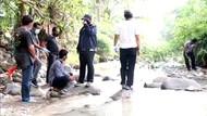 Dibuang Pelaku ke Sungai, Polisi Cari Sisa Tulang Kasinem