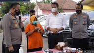 Ibu Rumah Tangga di Malang Diamankan Gelapkan 19 Mobil, Suaminya Jadi Buron