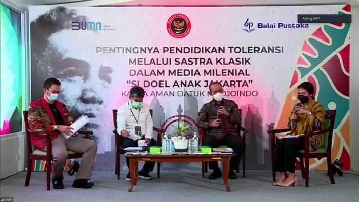 Pentingnya Pendidikan Toleransi melalui Sastra Klasik dalam Media Milenial