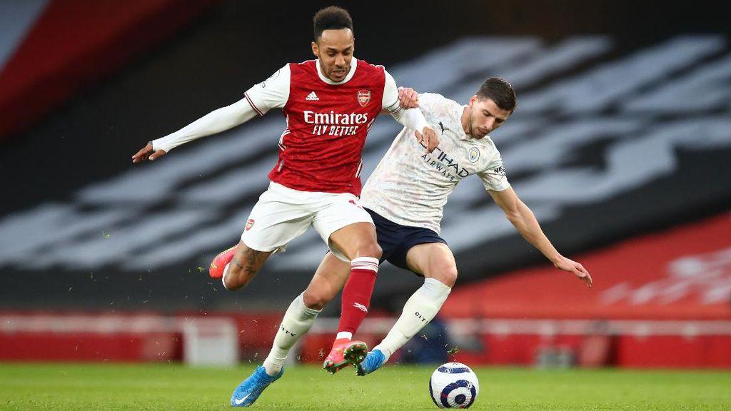 Arsenal Vs Benfica: The Gunners Menang 3-2, Aubameyang Jadi Penyelamat