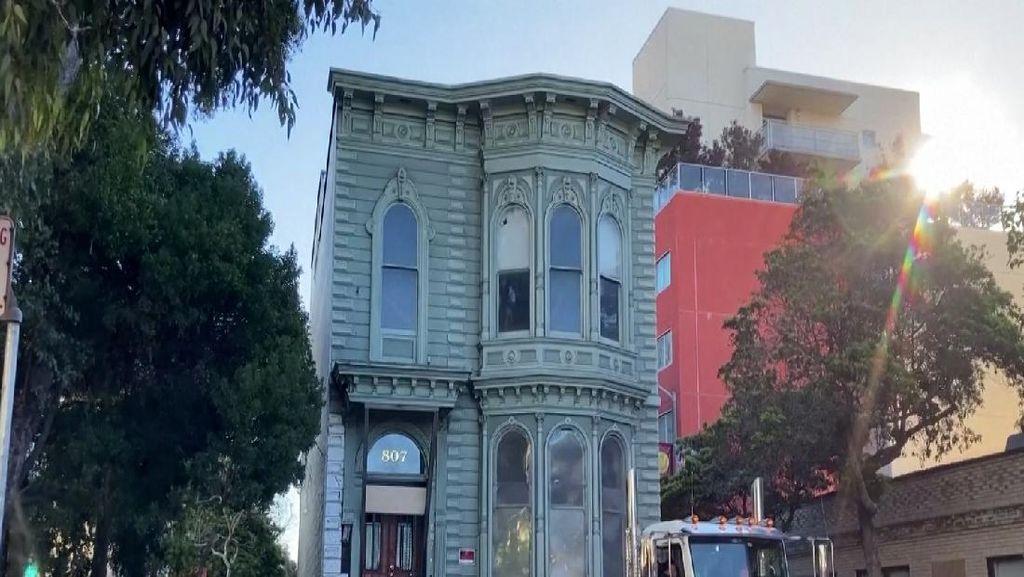 Cara Unik Pindahan Warga San Fransisco