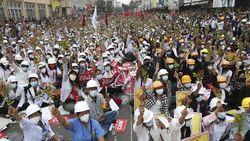 54 Tewas, PBB Serukan Militer Myanmar Berhenti Bunuh Demonstran