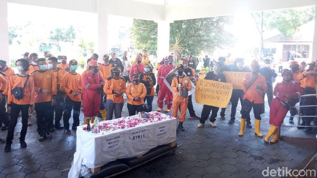 Anggota DPRD Bantul Sebut Pemakaman Corona Bak Anjing, Sekda: Bicara Hati-hati!