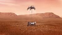 Momen Derek Angkasa Robot NASA Bunuh Diri di Mars