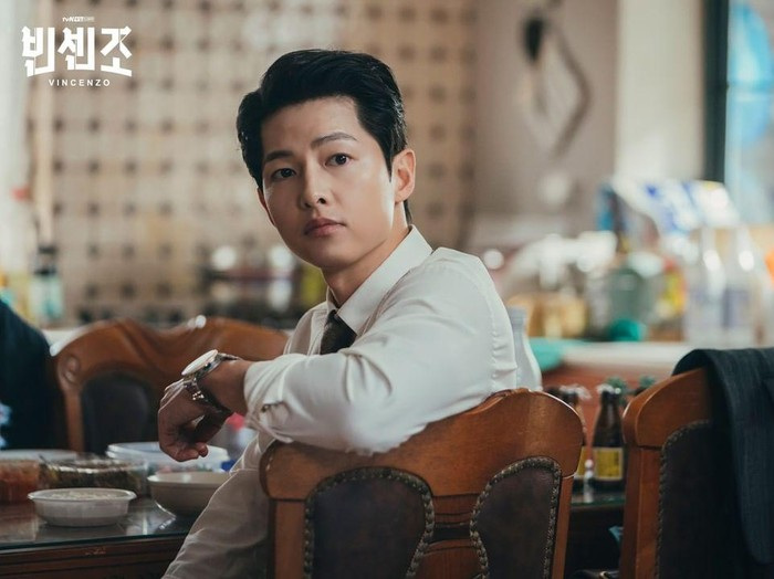 Song Joong Ki di drama Korea Vincenzo
