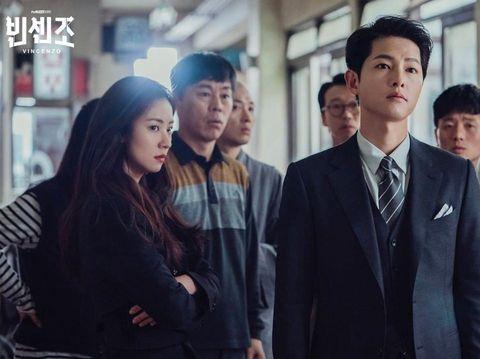 Song Joong Ki di drama Korea Vincenzo