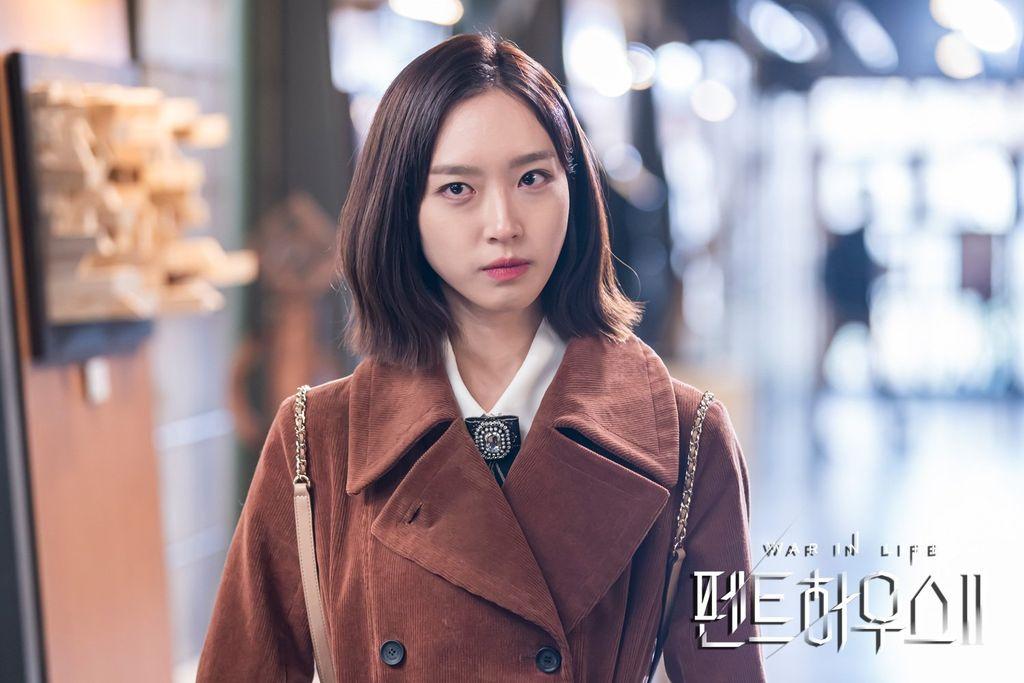 Adegan dalam drama Korea The Penthouse 2