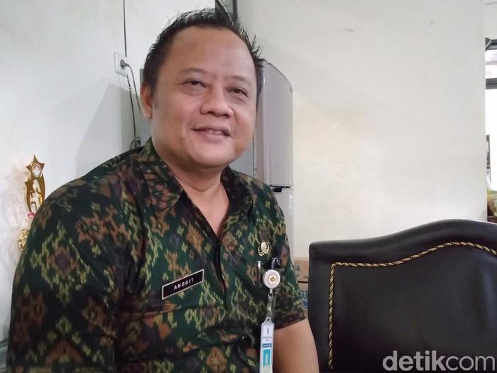 Tim teknis Satgas Percepatan Pengendalian COVID-19 Kabupaten Klaten, Dokter Anggit Budiarto.