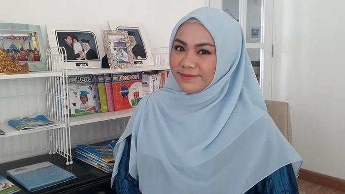 Wakil Ketua DPRD DKI dari Fraksi PAN, Zita Anjani