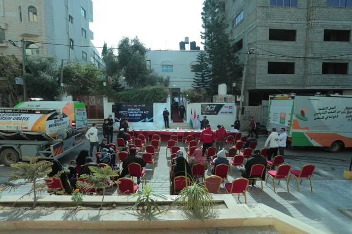 ACT Resmi Buka Kantor Cabang di Palestina