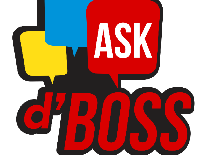 ask d boss/Tim infografis
