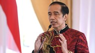 Jokowi: RI Termasuk Negara Pertama di ASEAN yang Mulai Vaksinasi Corona