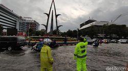 Kota Semarang Sempat Dikepung Banjir, Berikut Data Daerah Terdampak