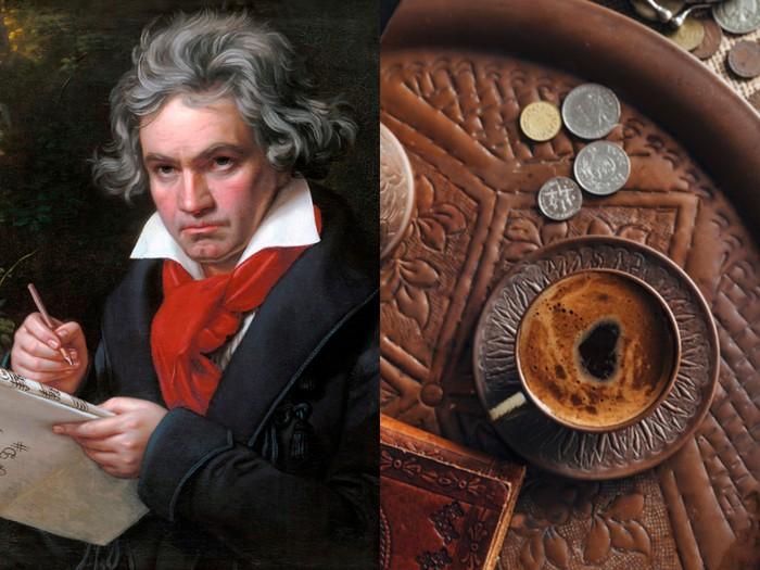 Beethoven, Sang Komposer Musik Klasik Selalu Meracik Kopi dari 60 Biji Kopi