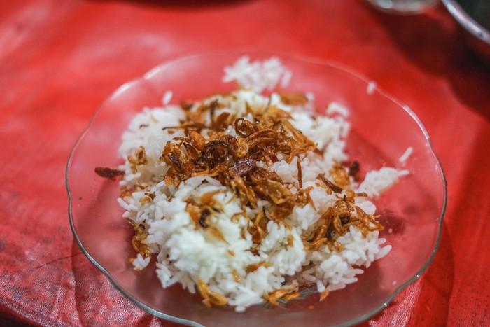 Begini Racikan Nasi Uduk Betawi yang Autentik, Sederhana Banget!
