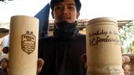 Berawal dari Ngopi, Kerajinan Bambu Pemuda Sukabumi Tembus ke Jerman