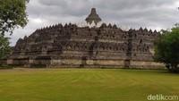 Anya Geraldine Sebut Borobudur di Jogja, Pemkab Magelang Dirugikan