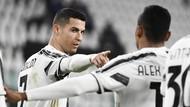 Catatan Top Ronaldo Usai Laga Juventus Vs Crotone
