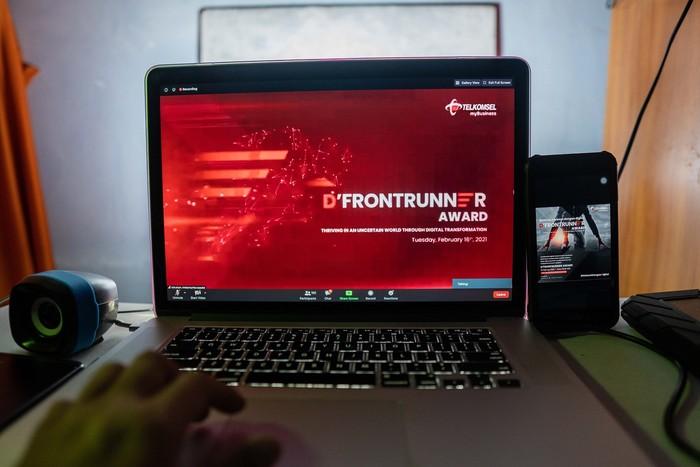 DFrontrunner Awards Telkomsel