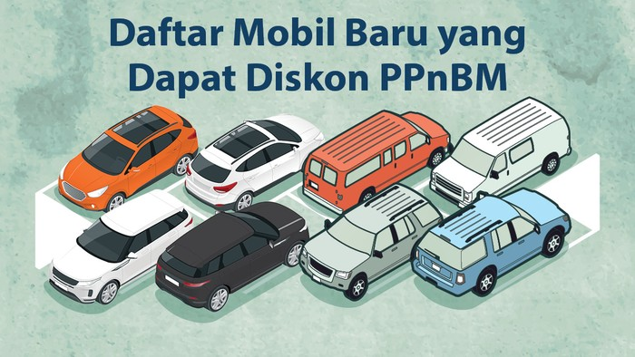 Diskon PPNBM Mobil Baru
