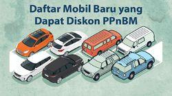 Termasuk Innova-Fortuner, Ini Daftar Harga Mobil yang Dapat Diskon PPnBM