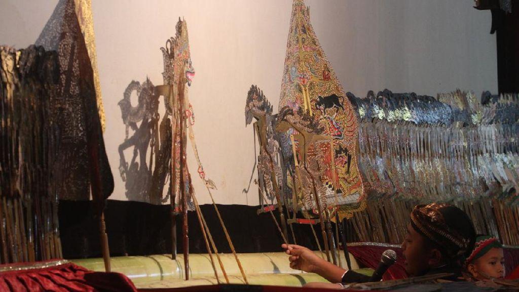 Sempat Tertunda, Festival Dalang Cilik Solo Kini Digelar Terbatas