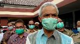 Setahun Pandemi Corona, Ganjar Harap Jangan Ada Kurva Kedua