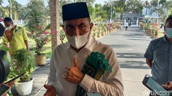 Gubsu Heran Janji saat Pilgub Ditagih GNPF-Ulama: Yang Mana?
