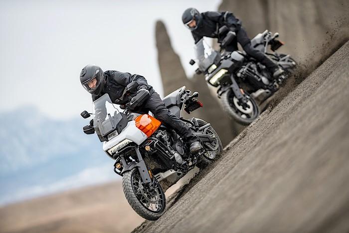 Harley-Davidson Pan America, Motor Petualang Pertama Harley