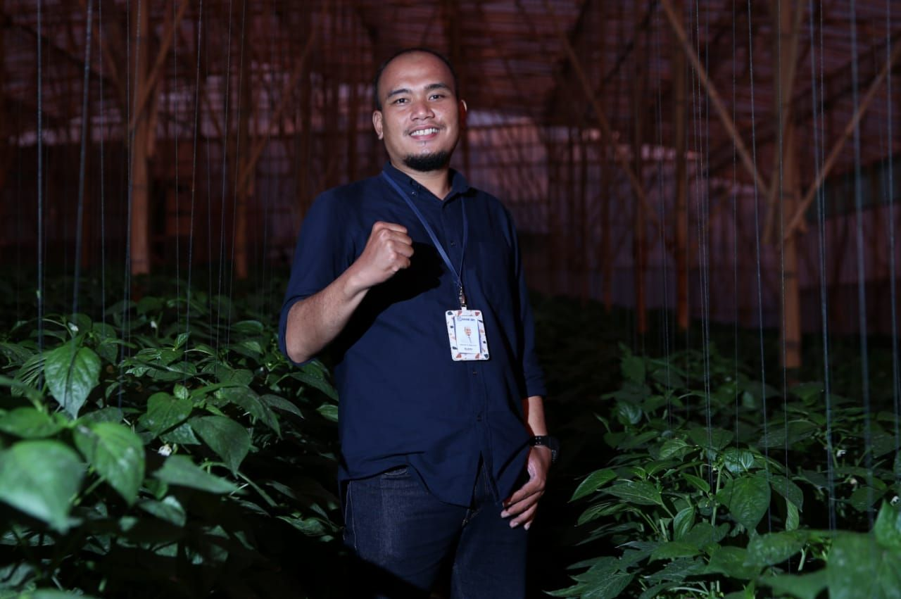 Hendrik Kusmayadi Mantri Bank BRI Cabang Soreang