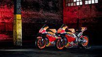Marquez Ikut Peluncuran Motor MotoGP 2021, Intip Speknya
