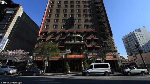 Hotel Cecil yang memiliki 299 kamar dan 301 hunian dengan kamar single telah mengubah namanya menjadi Stay on Main pada tahun 2011. Rencananya hotel ini akan dibuka kembali di akhir 2021.