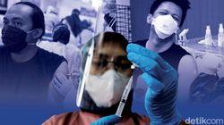 Terkendala Distribusi, Vaksinasi Tahap 2 di Indramayu Baru 15 Persen