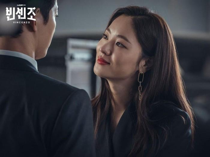 Jeon Yeo Bin di Vincenzo