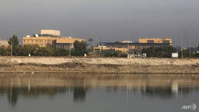 Kedubes AS di Irak
