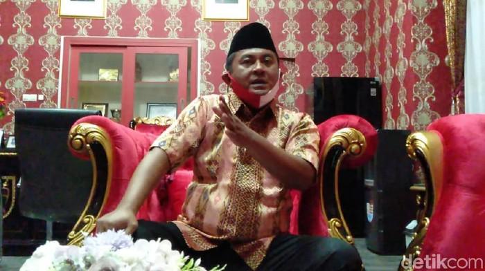 Ketua DPRD Kota Tegal, Jawa Tengah, Kusnendro.