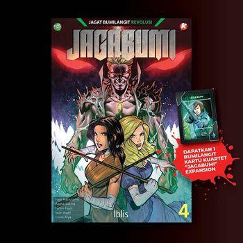 Komik Jagabumi Volume 4