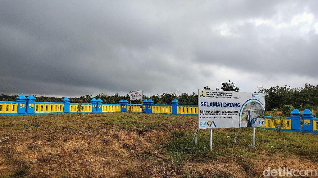 Selain Desa Miliarder, 5 Daerah di Kuningan Terdampak Proyek Bendungan