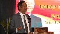 Ucapan Dukacita Mahfud Md atas Wafatnya Tengku Zulkarnain Disorot