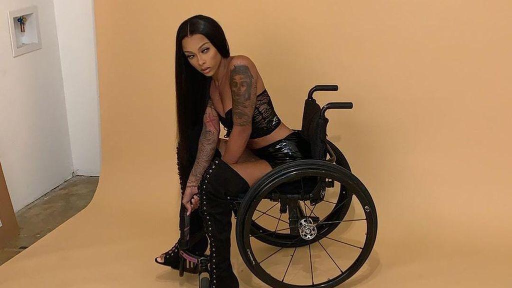 Potret Influencer Disabilitas, Menginspirasi Walaupun Berada di Kursi Roda